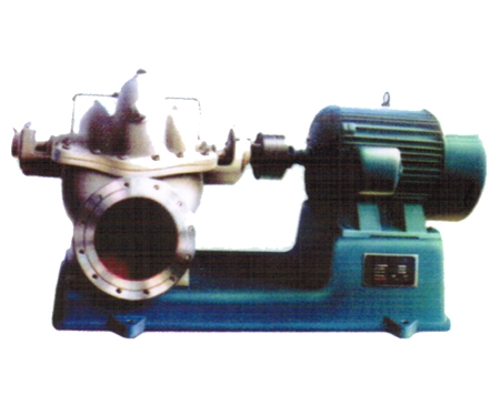 SH-type double-suction centrifugal pump
